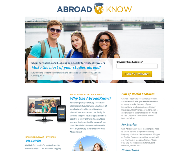 AbroadKnow