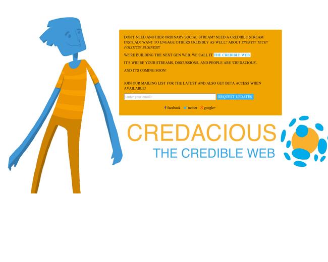 CREDACIOUS