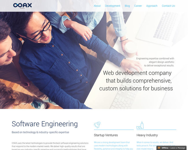 Coax Software