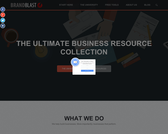 BrandBlast Solutions