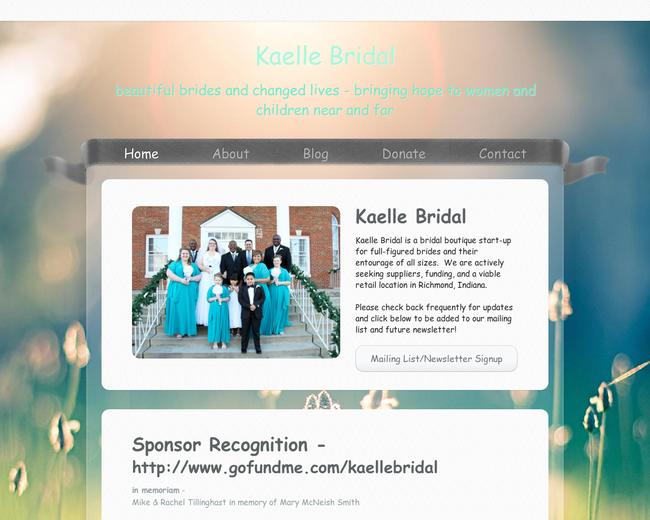 Kaelle Bridal