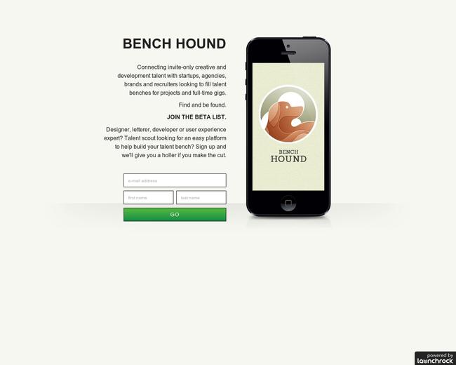 Bench Hound