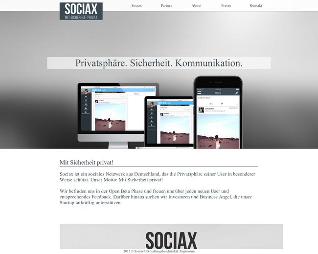 Sociax