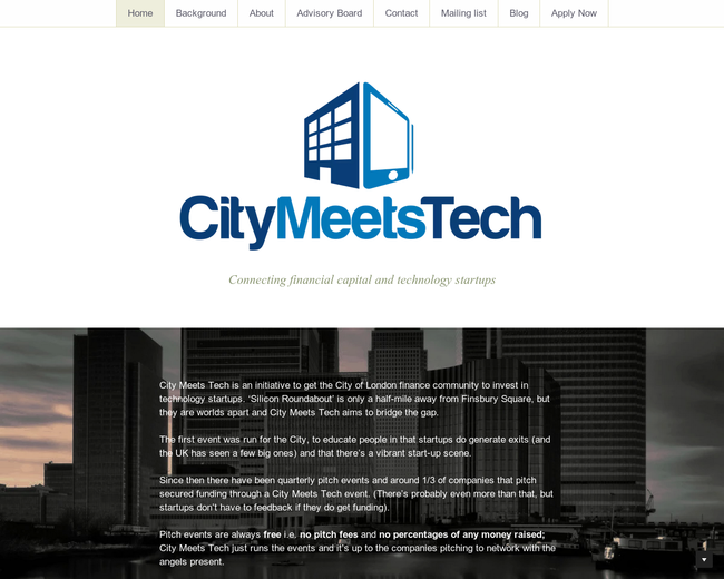 City Meets Tech