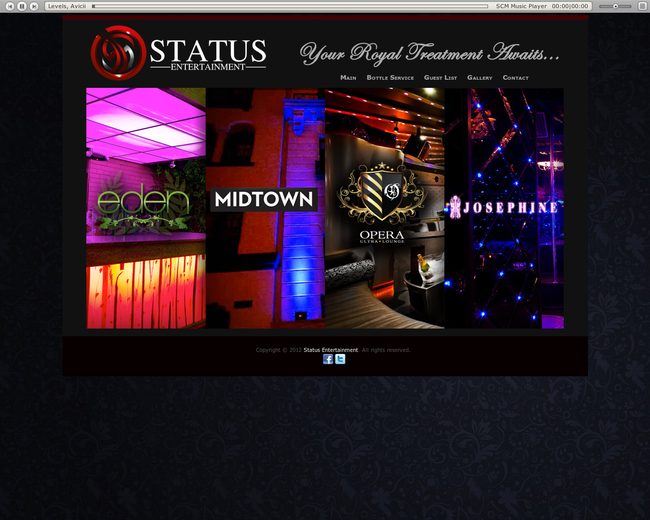 Status Entertainment