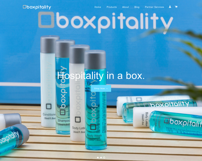 Boxpitality