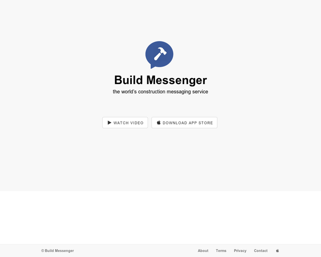 Build Messenger