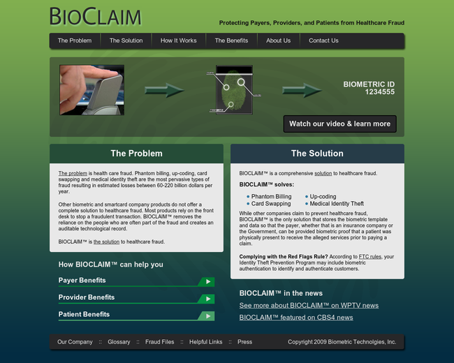 BioClaim