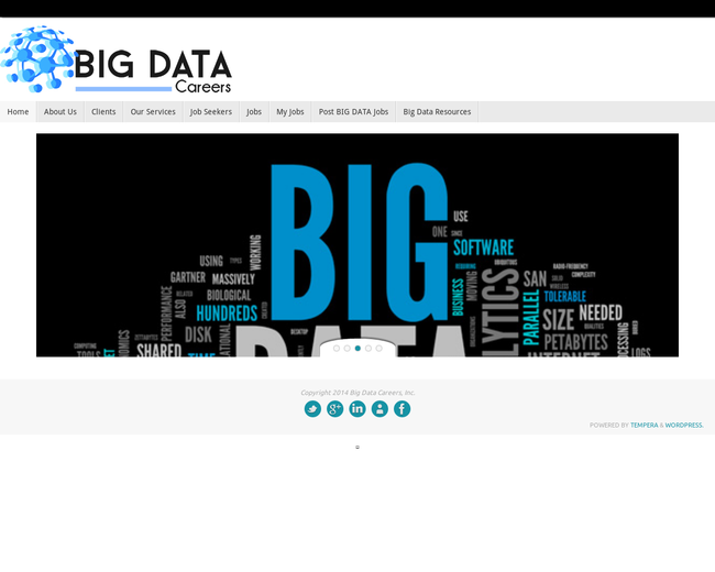 BIG DATA Careers