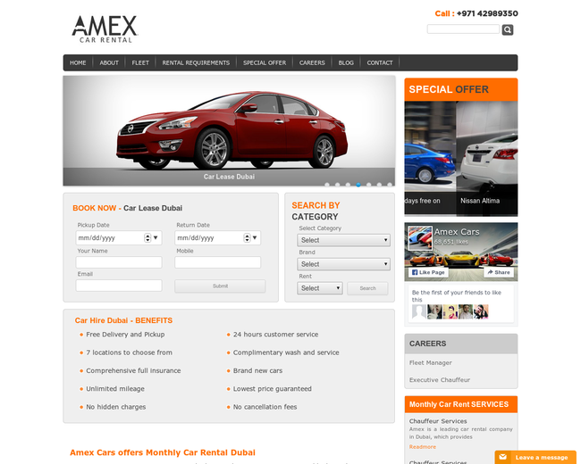 AMEXCarRENTAL