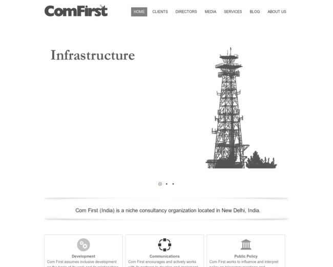 Com First (India) Private