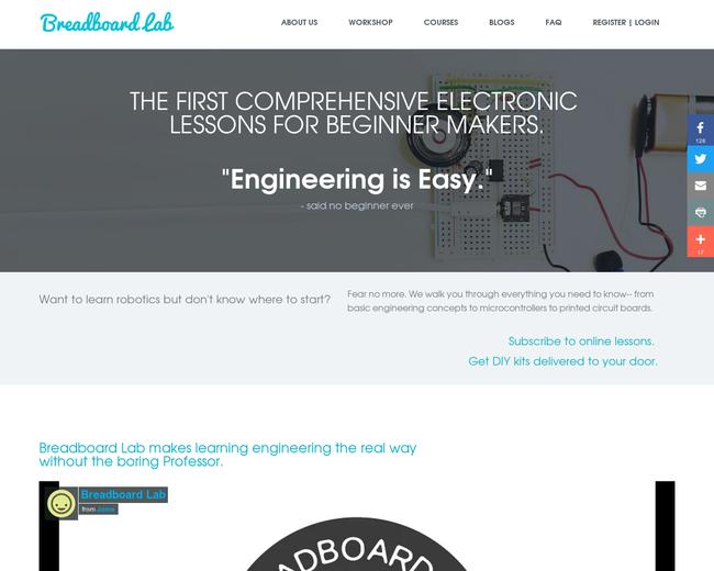 Breadboard Lab
