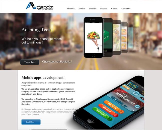 Adaptiz Tech Studios