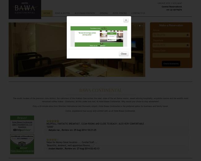 bawacontinentalhotel