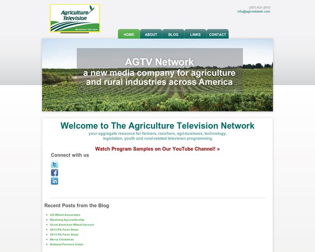 AG TV LCC