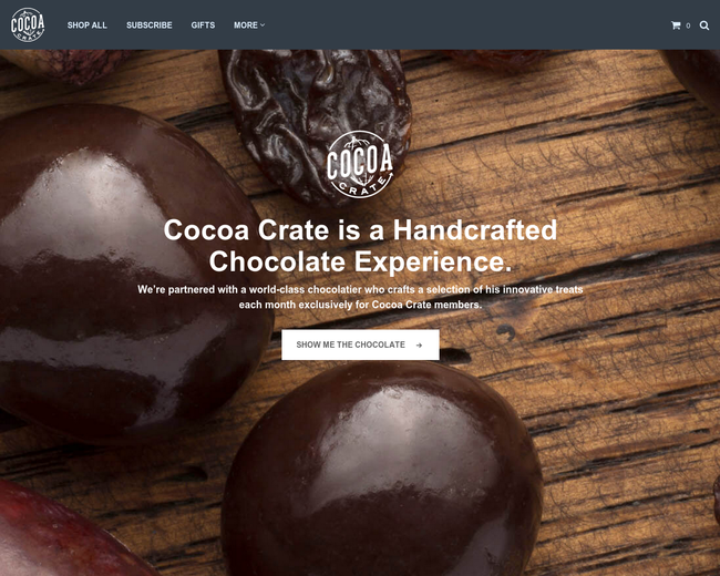 Cocoa Crate