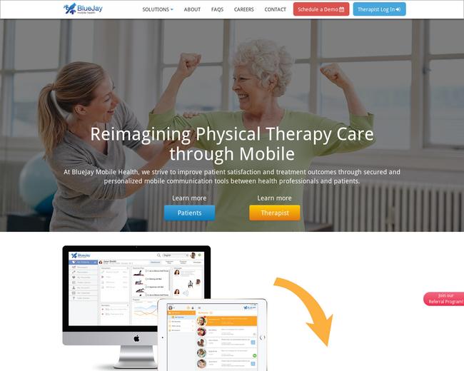 BlueJay Mobile-Health