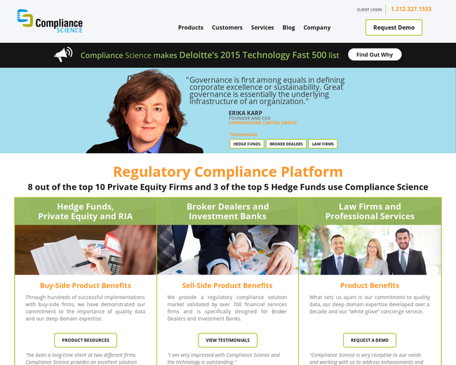 Compliance Science