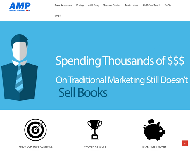 Authors Marketing Pro