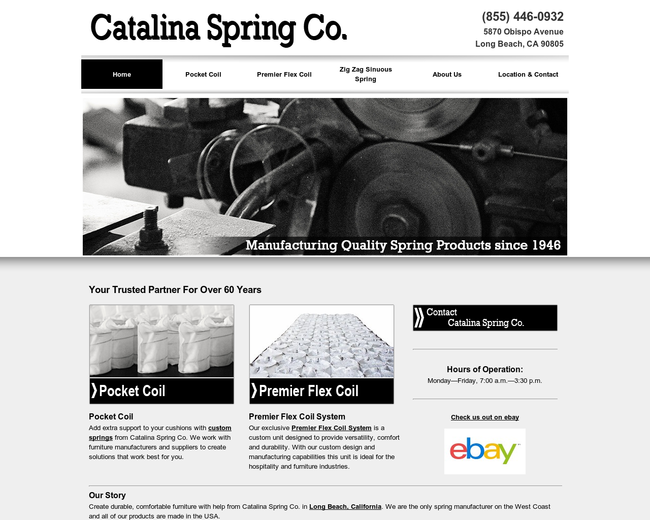 Catalina Spring Co.