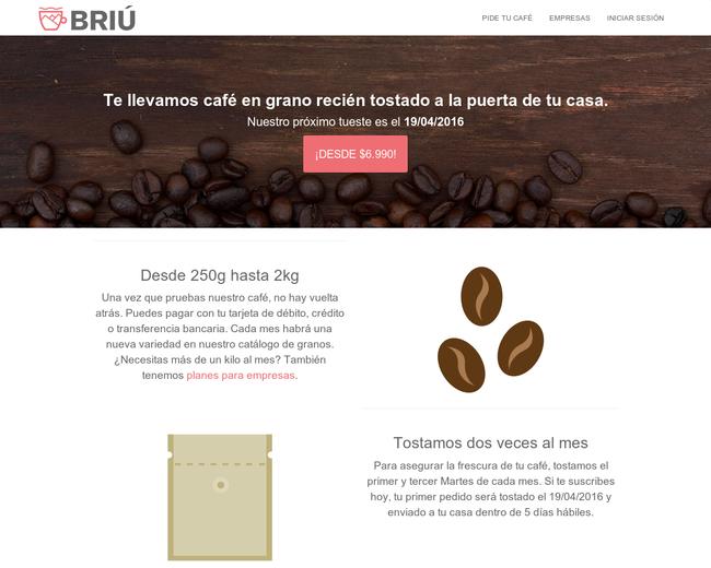 Briú Coffee Co