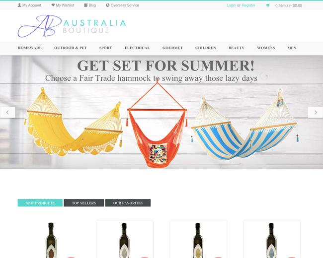 Australia Boutique