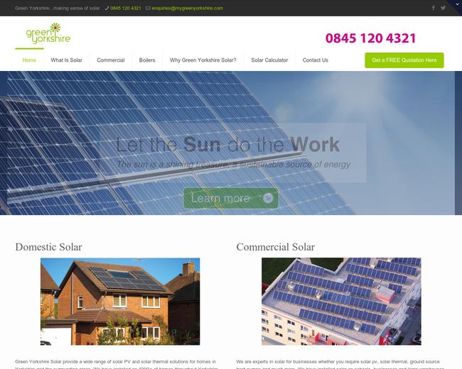 Green Yorkshire Solar