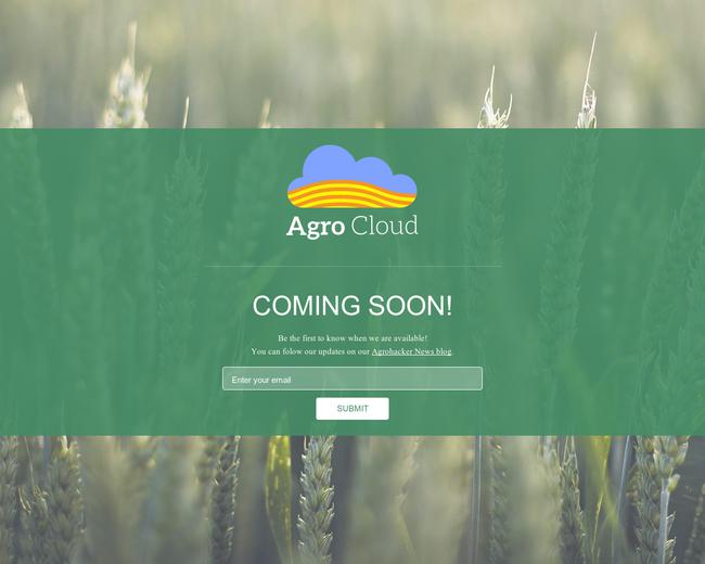 Agro Cloud