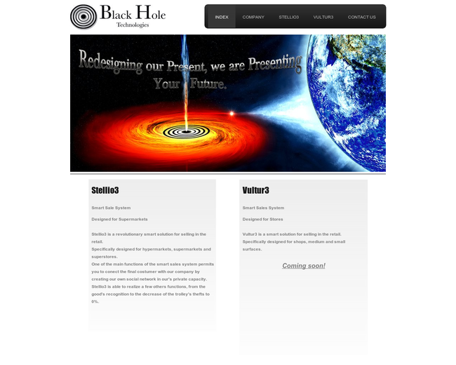 Black Hole Technologies