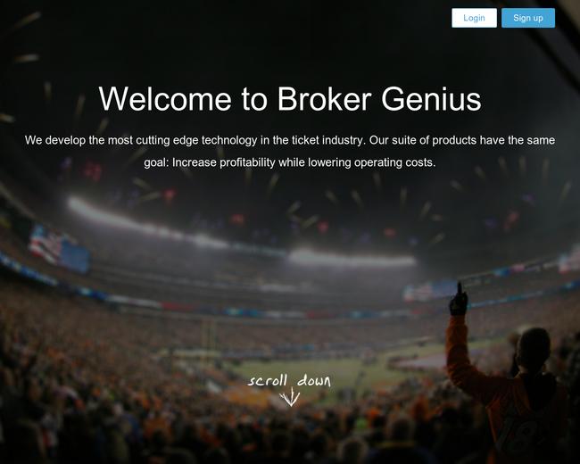 Broker Genius