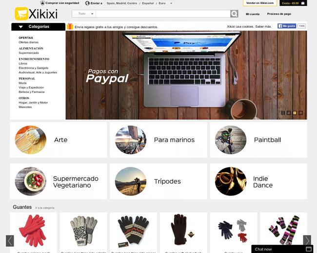 Xikixi.com Marketplace