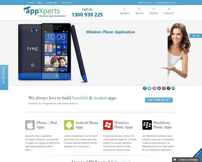 AppXperts - App Development Sydney