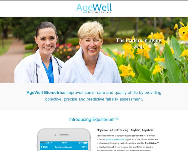 Agewell Biometrics