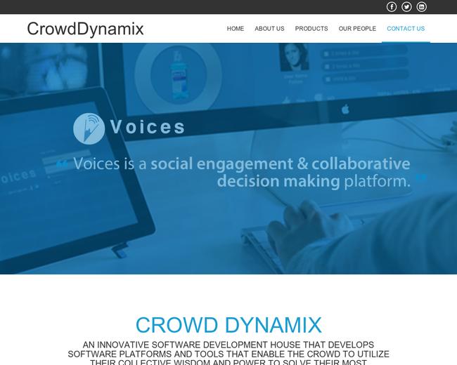 Crowd Dynamix