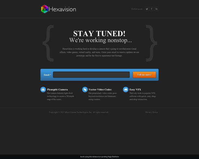 Hexavision