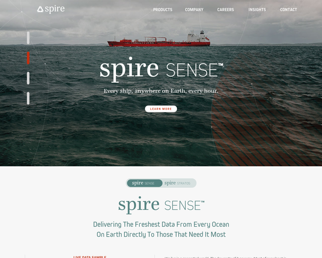 Spire Global Singapore Pte