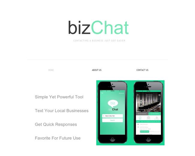 bizChat App