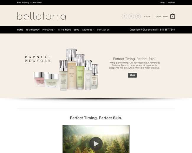 Bellatorra Skin Care