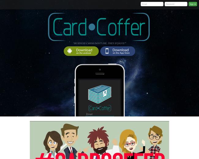 Card•Coffer
