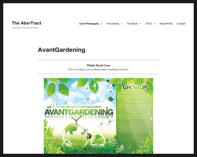 AvantGardening Alliance