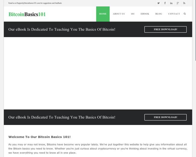 Bitcoinbasics101.com