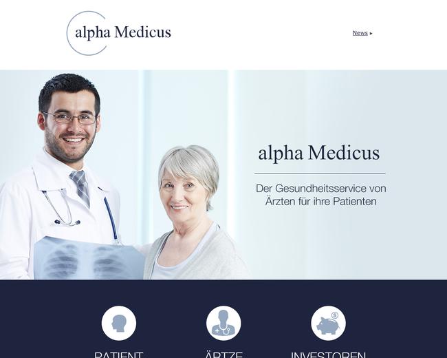 alpha Medicus GmbH i.G.