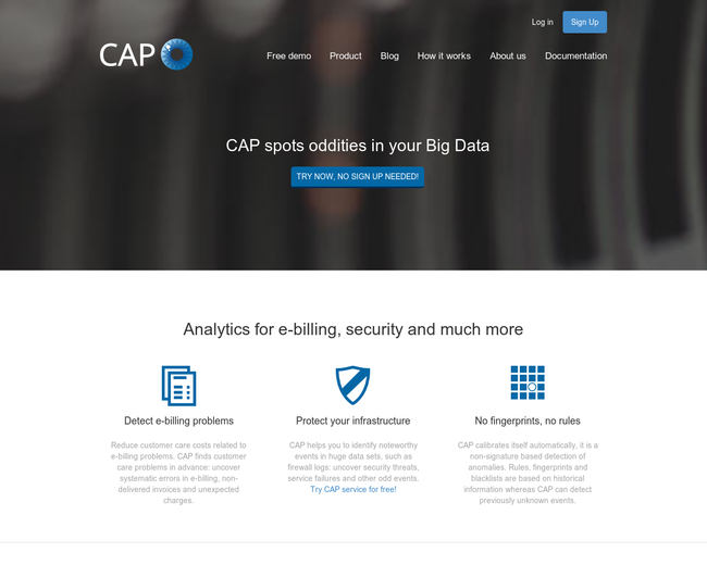 CAP Data Technologies