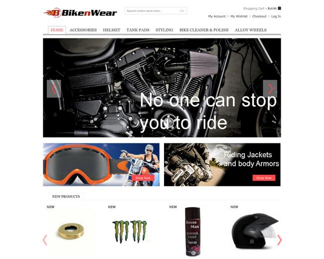 Bikenwear