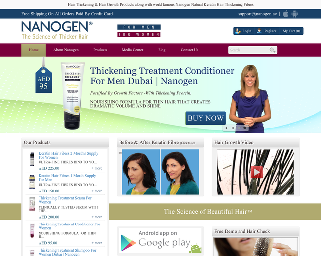 Nanogen Expert Hair Reserch