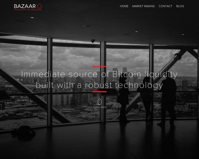 Bazaar Blockchain Technologies