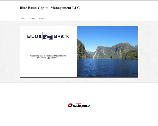 Blue Basin Capital