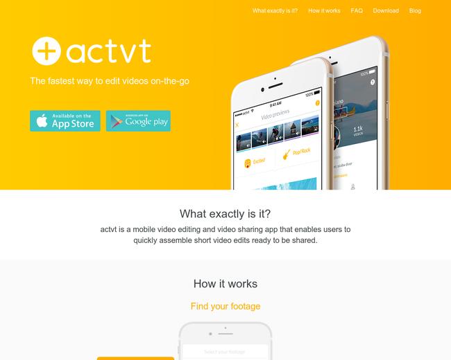 ACTVT (activity)