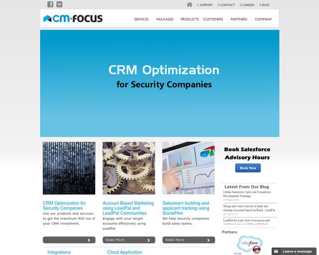 CM-Focus