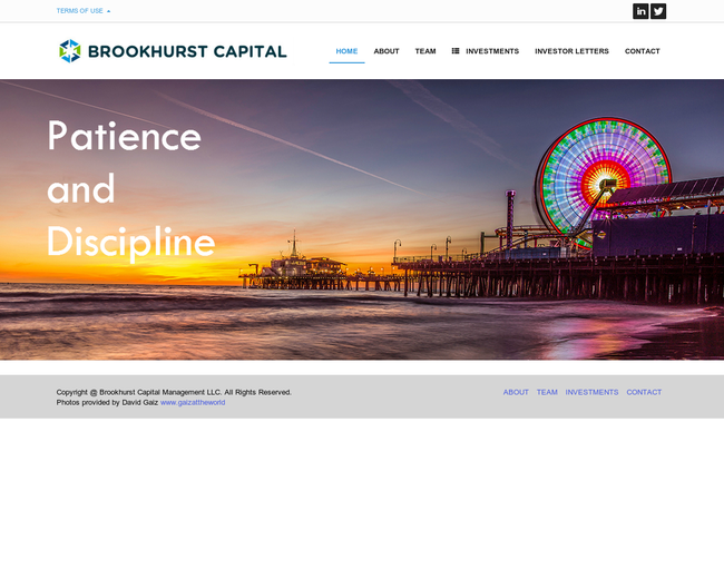 Brookhurst Capital Management